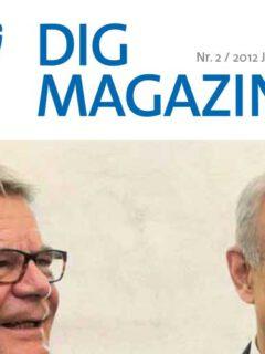 DIG Magazin 2012 Nr.2