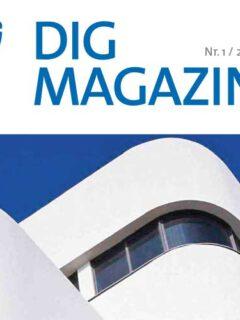 DIG Magazin 2013 Nr.1