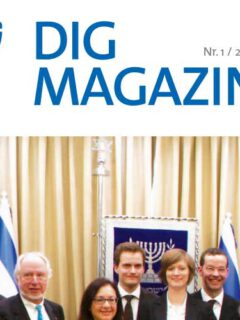 DIG Magazin 2014 Nr.1