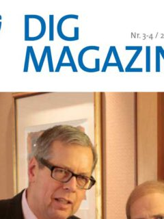 DIG Magazin 2014 Nr.3