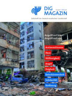 DIG Magazin 2021 Nr.1