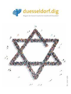 duesseldorf.dig -  Magazin der Deutsch-Israelischen Gesellschaft Düsseldorf
