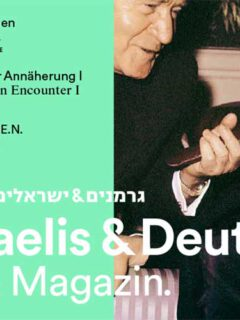 Israelis und Deutsche Magazin